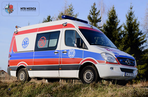 transporty medyczne MTB Medica
